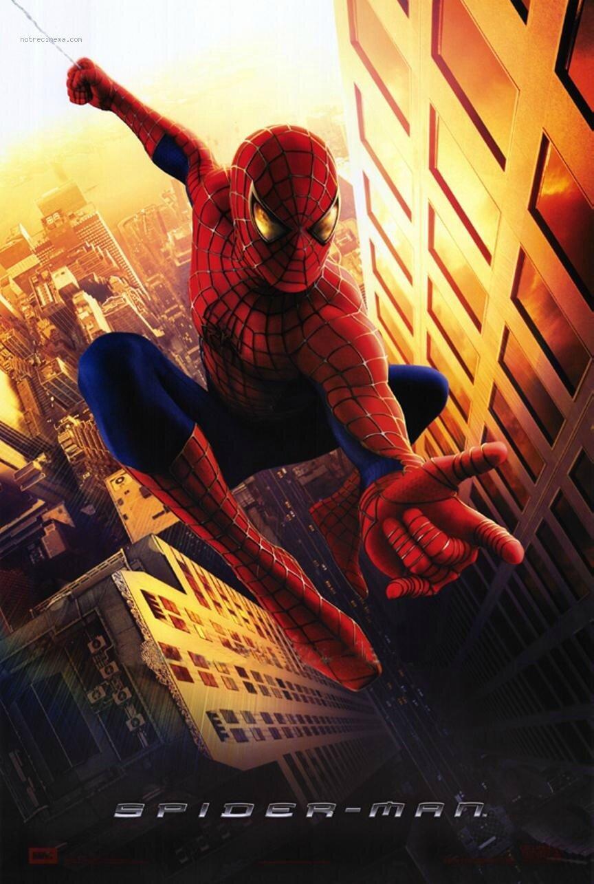 Spider man la trilogie de sam raimi 12 juin 2002 14 - Et spider man ...
