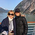 L'alaska (fjord tracy arm )
