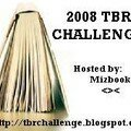 2008 tbr (to be read) challenge