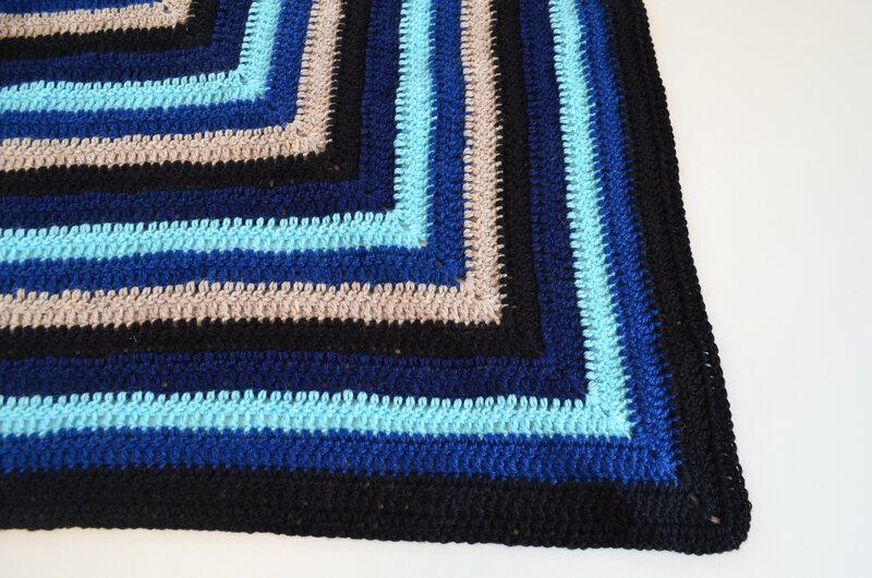 Chèche Homme-chale- crochet-laine-Creapassions-La chouette bricole (10)