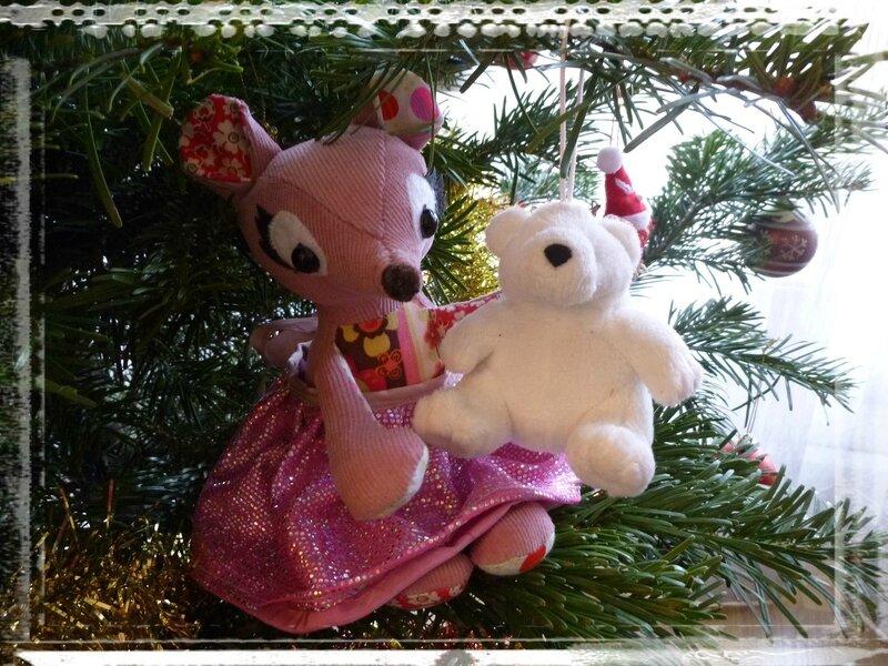 Doudous de Noël (2)