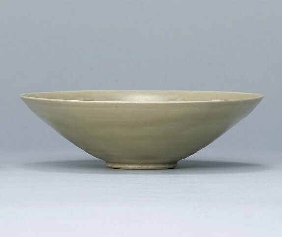 A Yaozhou celadon bowl, Northern Song dynasty (960-1127)
