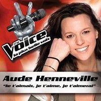Aude_The_voice