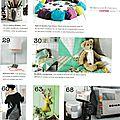 Passion Couture Créative n° 7 -janvier février mars 2015 - page 5