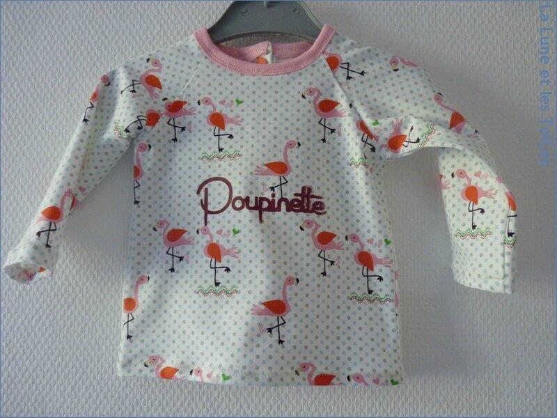 T-shirt poupinette 2