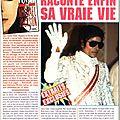 Michael jackson raconte enfin sa vraie vie - podium, juin 1984