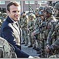 Le service militaire remplacé par un stage de « vivre ensemble » !