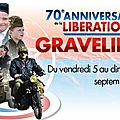 Le 70 eme anniversaire de la libération de gravelines en septembre 2014