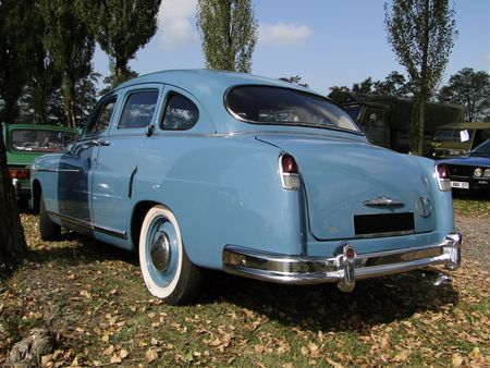 FORD Vedette V8 1954 Bourse de Crehange 2009 2