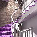 Mise en valeur des escaliers 3