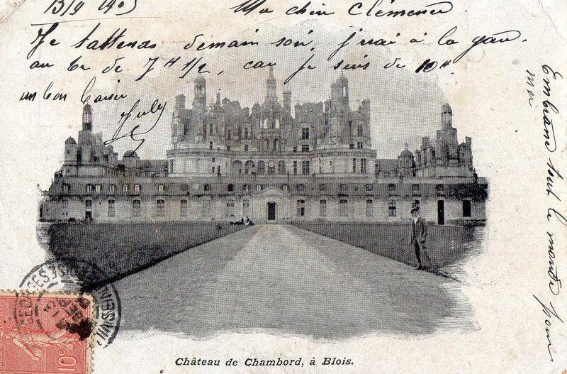 Château de Chambord à Blois