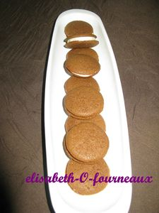 whoopies à l'italienne