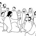 Jésus est celui qui fait vivre