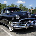 Pontiac chieftain 4door sedan 1951