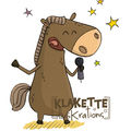 illus'K cheval