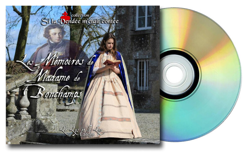 CD Madame de Bonchamps