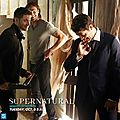 Supernatural season 9 Photoshoot
