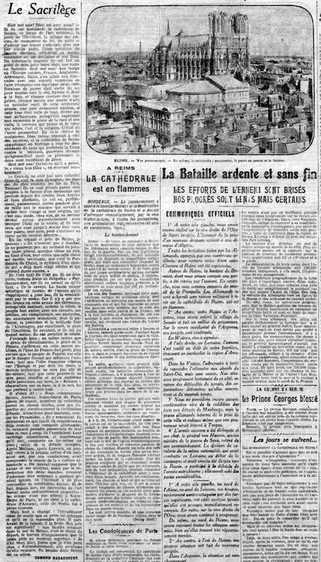 Le Journal 19 09 14 Reims