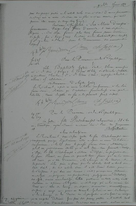 Arrêt du 25 mai 1873 page 2