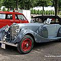 Lagonda type LG45 open tourer de 1937 (9ème Classic Gala de Schwetzingen 2011) 01