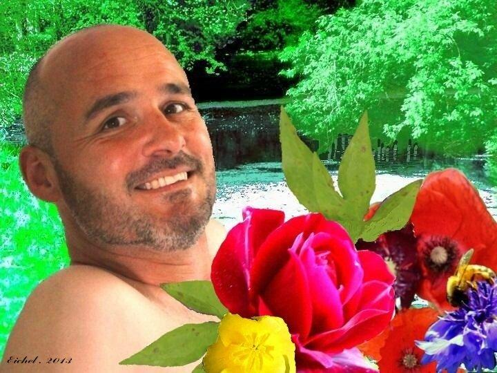 Portrait de D. Mon horticulteur préféré......