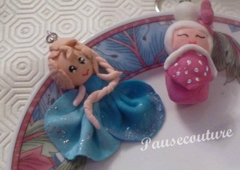 PORCELAINE DIVERS poupée
