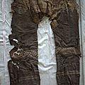 Pantalons les plus anciens du monde ...