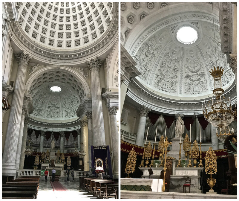cathedrale Imperia interieur