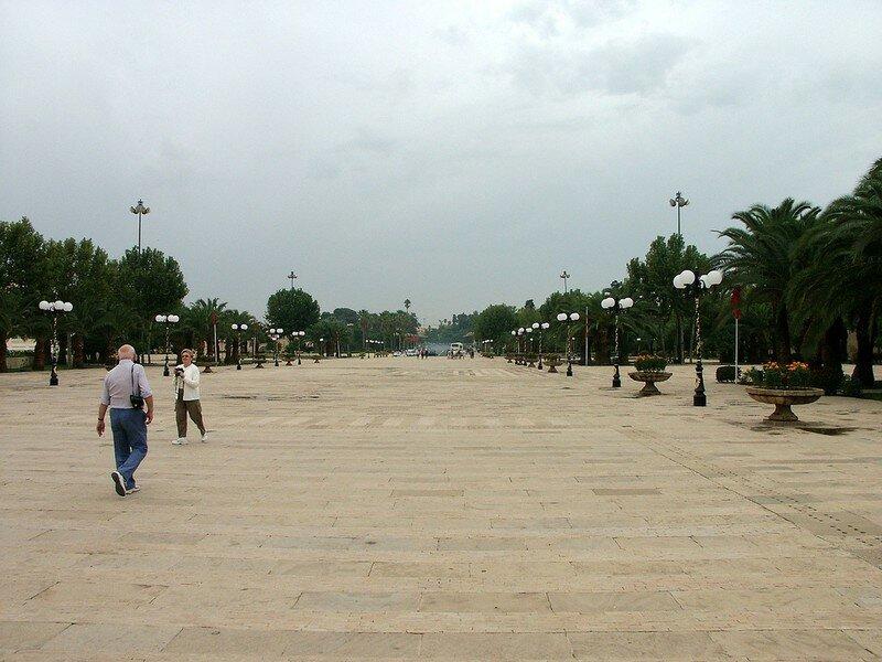 Place du Palais Royale Fes