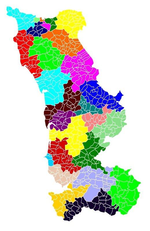 découpage canton cantonal projet Manche canton 2013