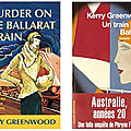 Murder on the ballarat train, de kerry greenwood
