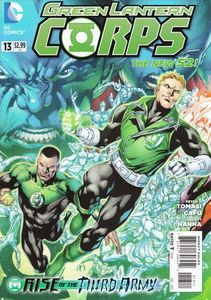 green lantern corps 13