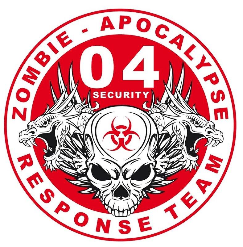 Zombie - zombie outbreak - Zombie party - Zombie response - Zombie hunter - Zombie team - biohazard - Printables - labels - Halloween