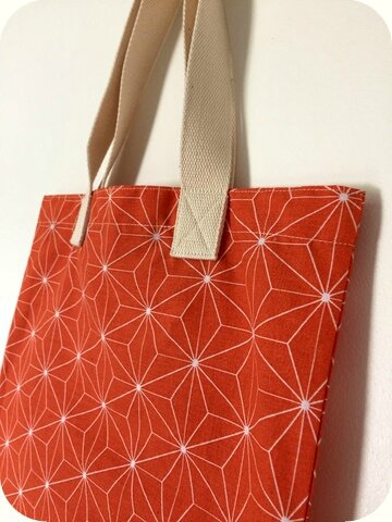 tote bag orange_3