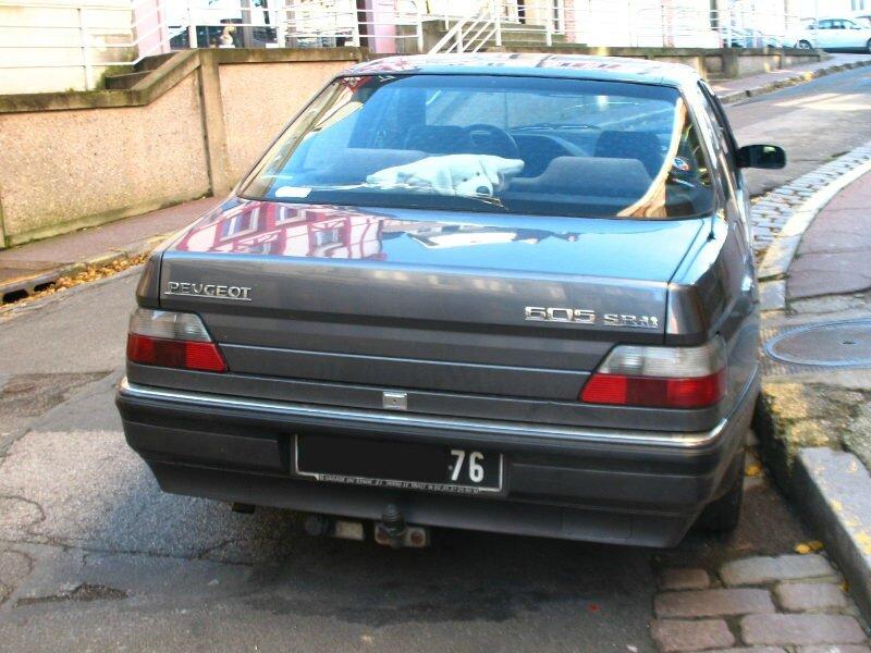 Peugeot605SRDTar