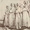 Chanteurs à la croix de cuivre - 1948