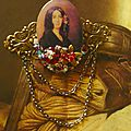 Broche George Sand
