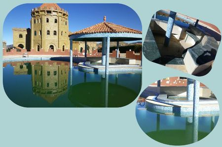 Eurocamping Azrou piscine
