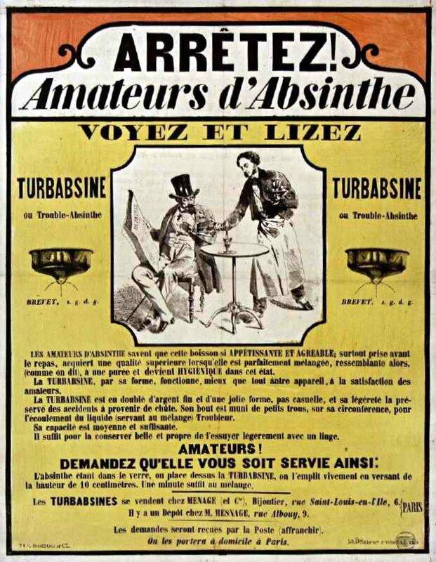 absinthe turba
