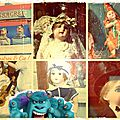 Mood poupées anciennes !
