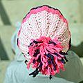 Mon bonnet torsadé