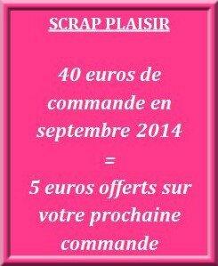 offre sp septembre