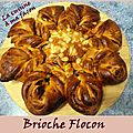 Brioche flocon