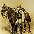 Detaille, cuirassier prussien