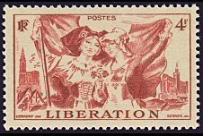 LIBERATION FRANCE 1945 7