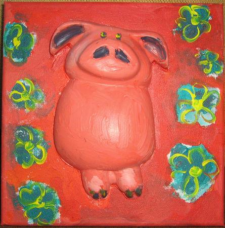 Le_petit_cochon_rose_Belinda