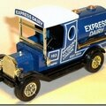 Y-3 Ford Model T Tanker Express Dairy A 1