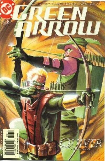 green arrow 10
