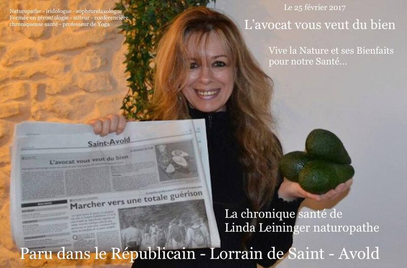linda leininger naturopathe - médecine douce - santé - saint - avold 2