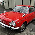 Fiat 850 sport coupe 2e série-1969